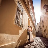 Wedding photo from Prague, Czech Republic