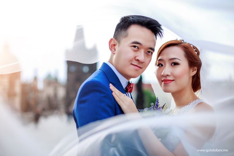 Connie & Fodo: Lovely couple from Hong Kong