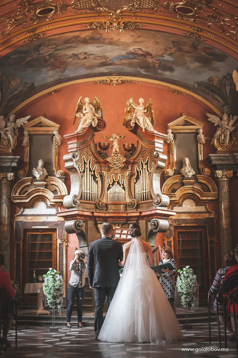 Elvira & Adel - Wedding in Prague